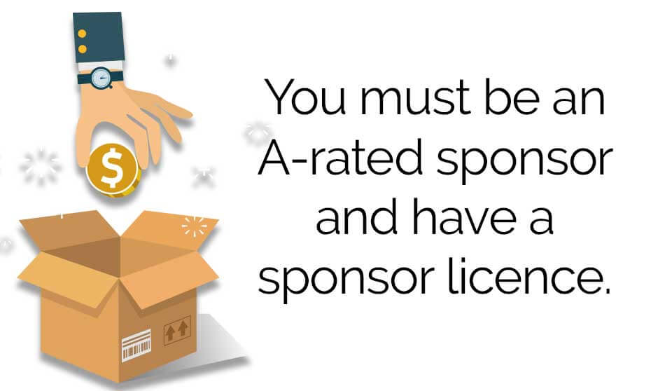 How to apply for a restricted certificate-SPONSOR